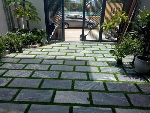 gạch granite lát sân thượng 2