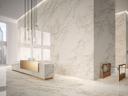 Gạch ốp tường giả đá ứng dụng cho những không gian nào?