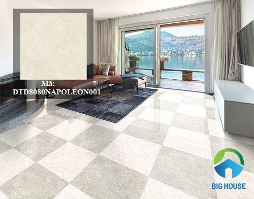 gạch granitea đồng tâm 80x80 6