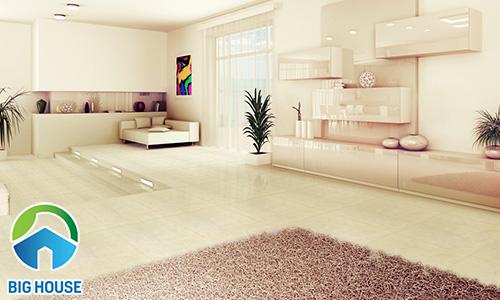 Gạch granite 600×600 Đồng Tâm – Xu hướng thiết kế mới cho không gian hiện đại