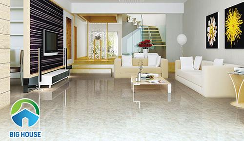 Tư vấn chọn gạch lát nền đá granite cho không gian thiết kế thêm sang trọng