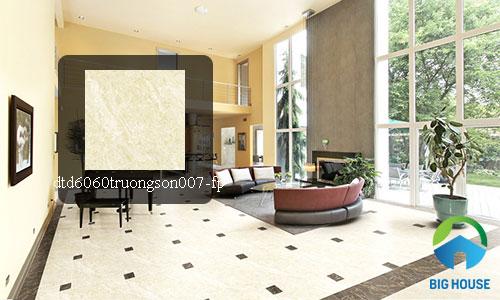 gạch granite 600x600 đồng tâm 4