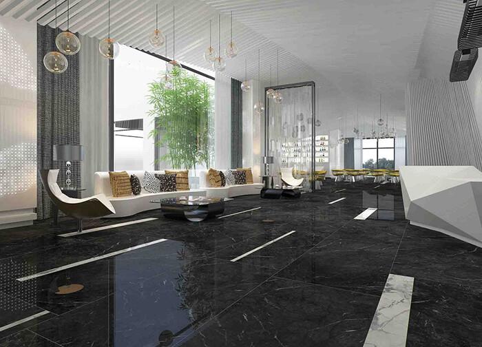 Gạch giả đá marble – Sự lựa chọn hoàn hảo cho không gian thiết kế hiện đại